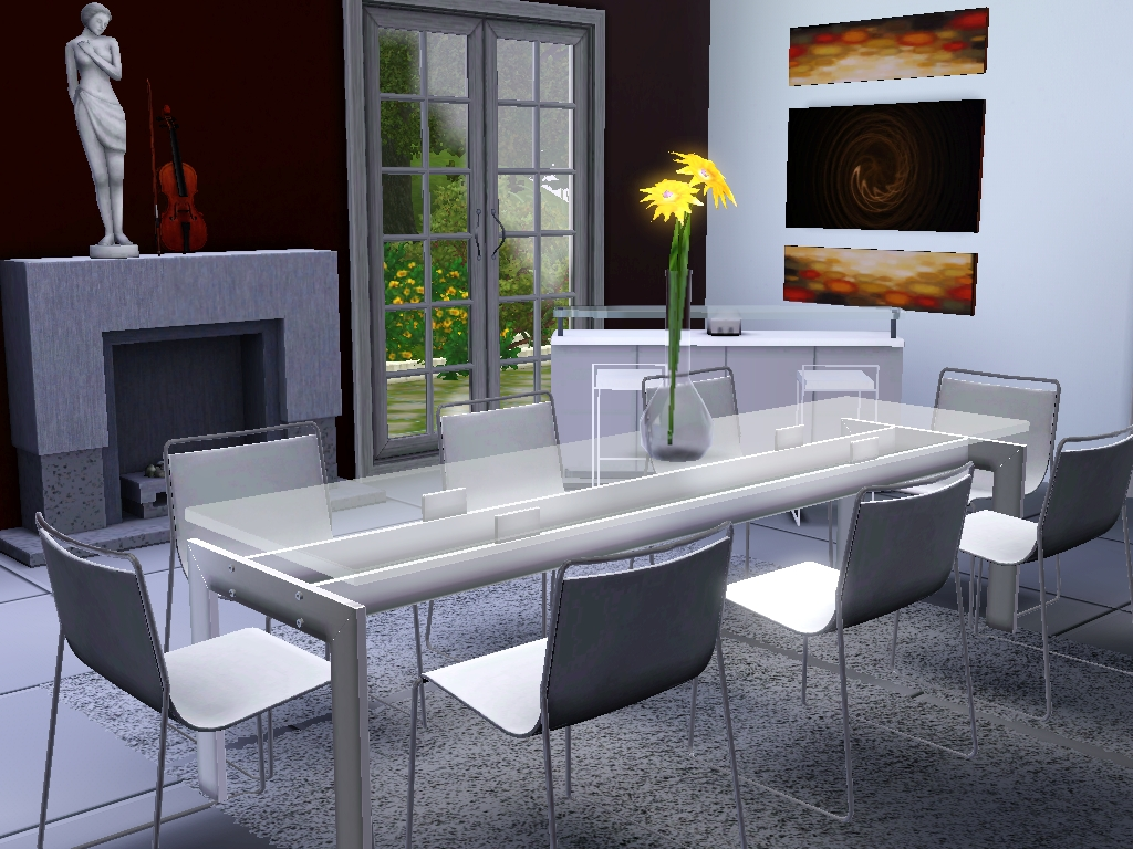 Style sims o estilo que contagia for Sala de estar sims 4